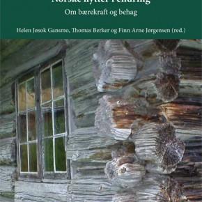 Ny bok: Norske hytter i endring