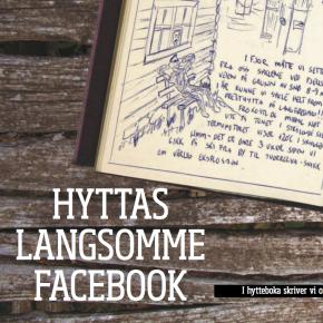 """Hyttas langsomme Facebook,"" i VG. 24. august 2012"