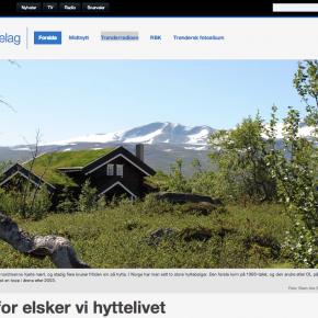 På NRK Trøndelag i sommer